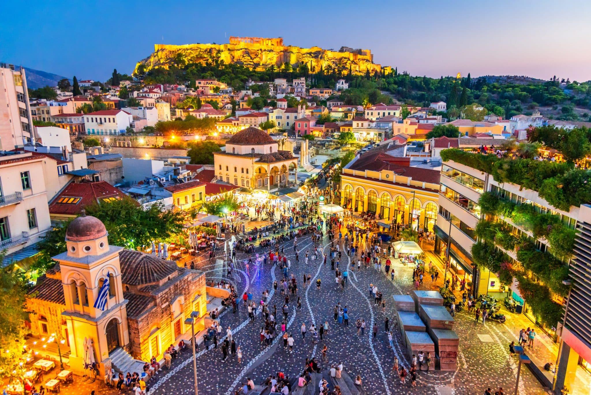 Ateny - wyjazdy motywacyjne