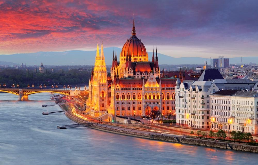 Budapeszt - wyjazdy motywacyjne