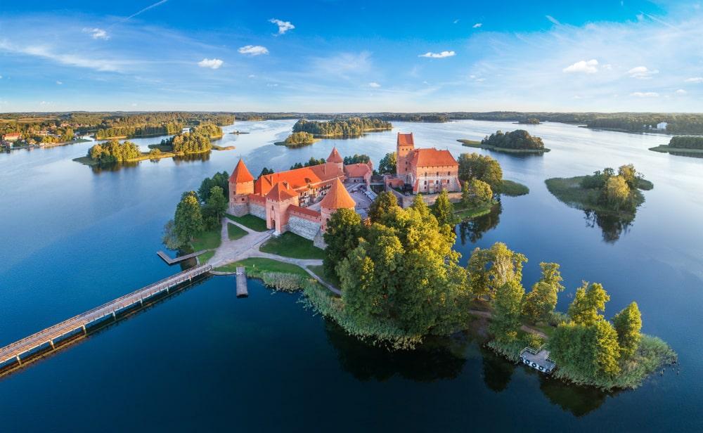 Litwa, Łotwa, Estonia - wyjazdy motywacyjne