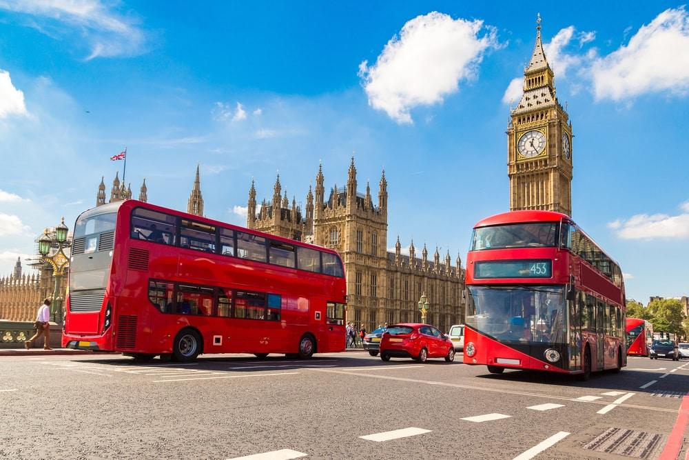 Londyn - wyjazdy motywacyjne