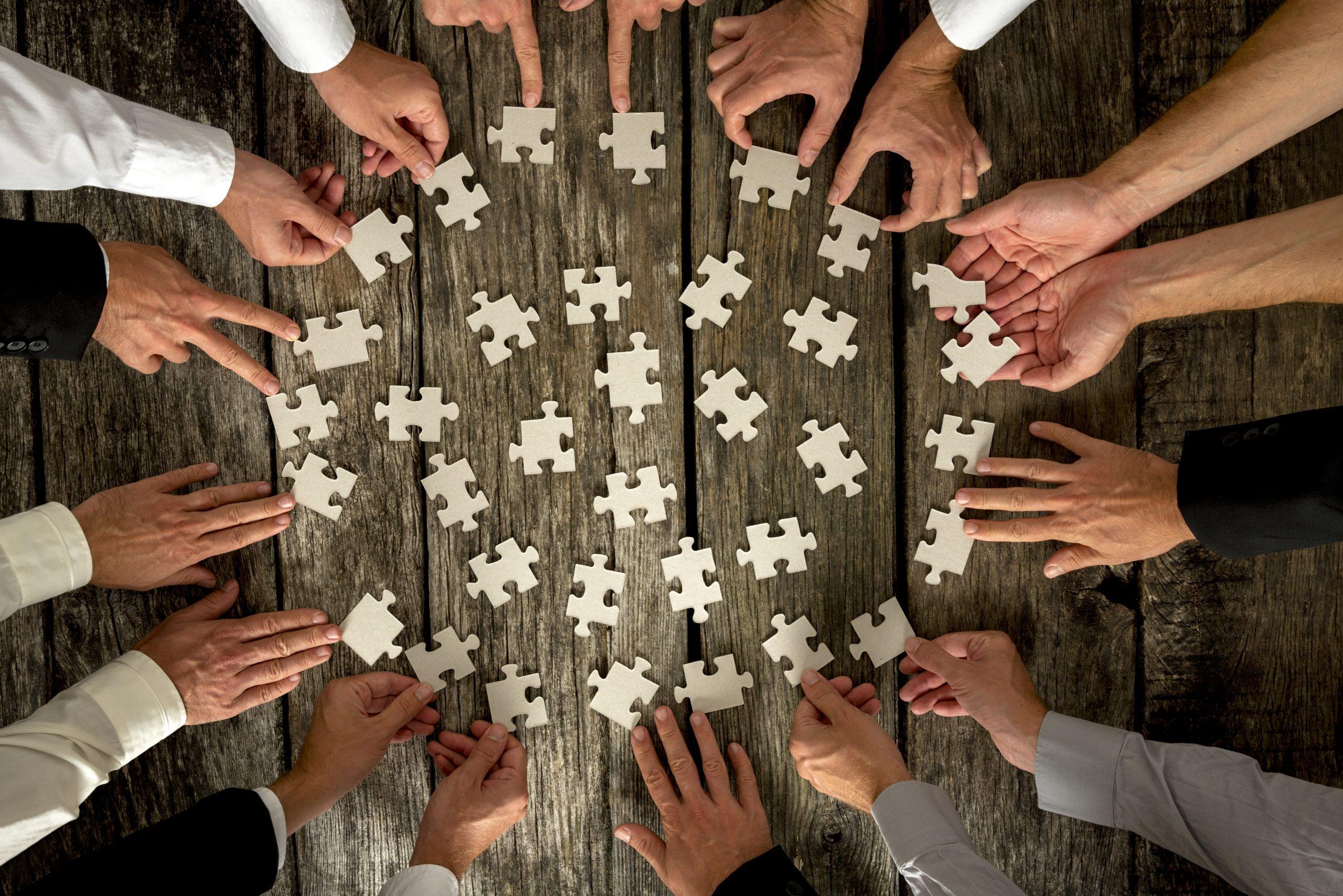 O team buildingu słów kilka