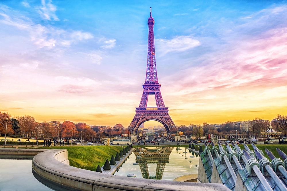 Paryż - wyjazdy motywacyjne