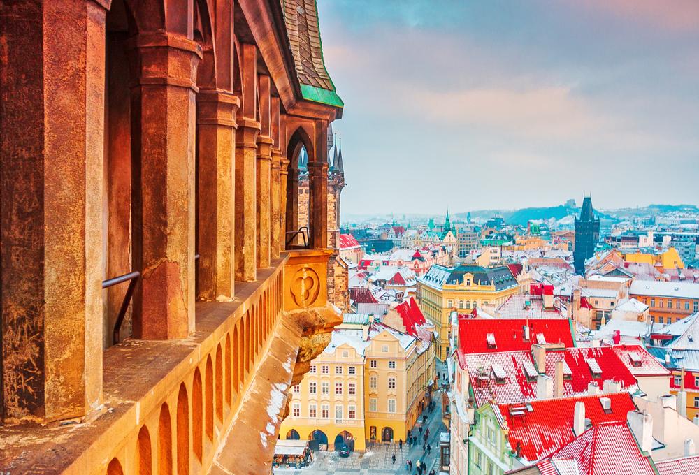 Praga - wyjazdy motywacyjne