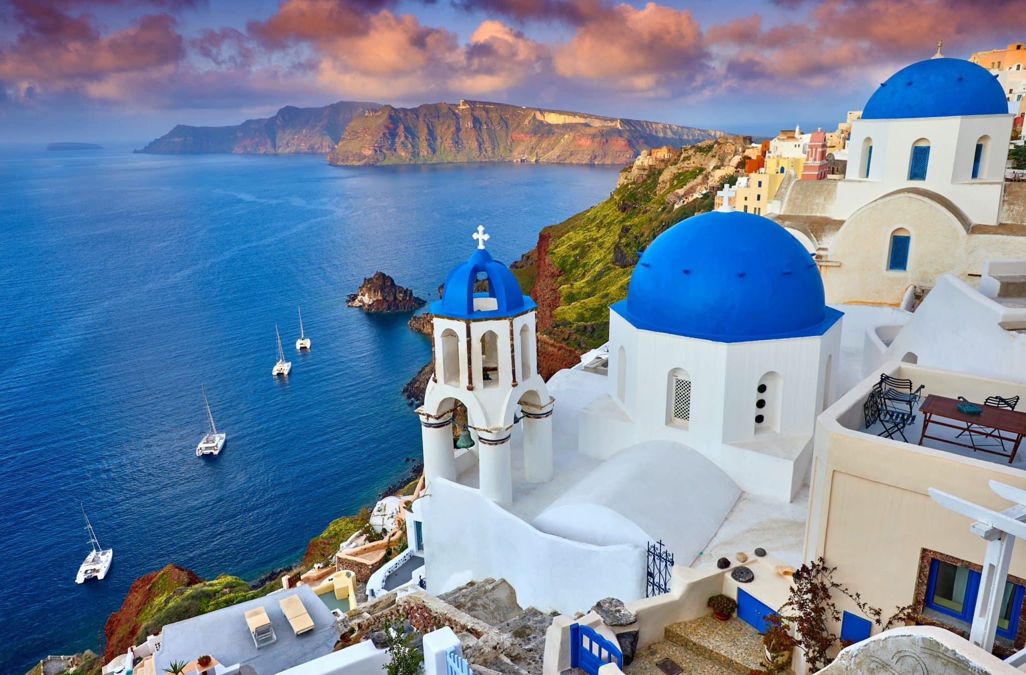 Santorini - wyjazdy motywacyjne