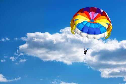 Skoki spadochronowe naimprezy