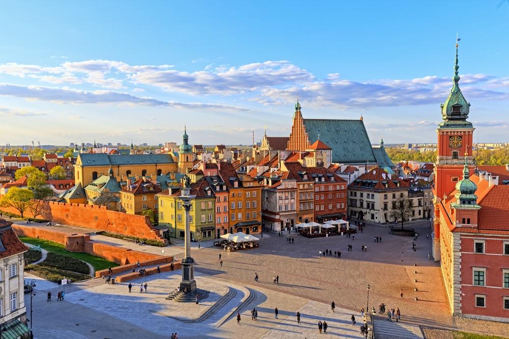 Warszawa - wyjazdy motywacyjne