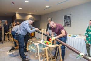Maszyna Goldberga - gra team building