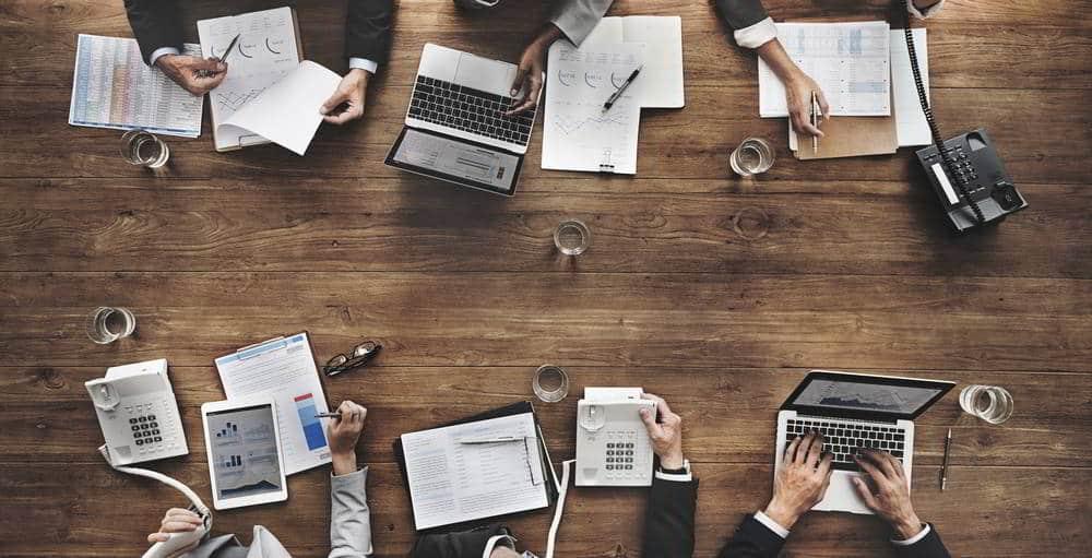 Spotkanie służbowe - jak zorganizować