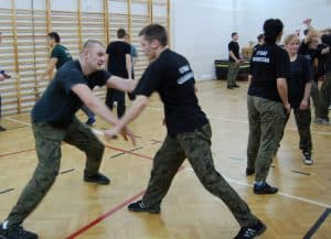 Warsztaty sztuki walki