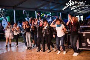 Warsztaty tańca dla grup