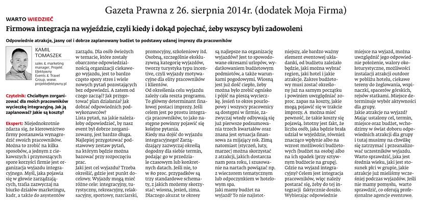 Projekt Efektywny Gazeta Prawna