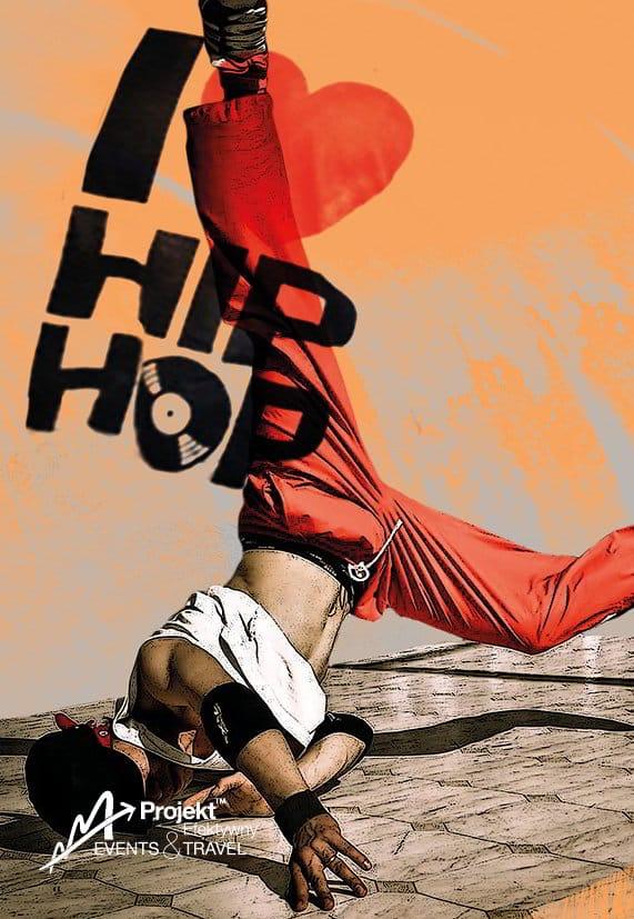 Wieczór Hip Hop