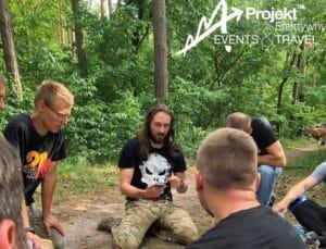 Leśne trofea - zadania logiczne