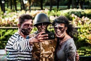 Zombie blitzkrieg - gra terenowa