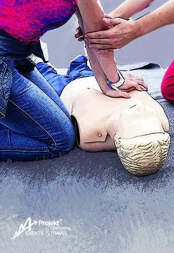 Warsztaty pierwszej pomocy